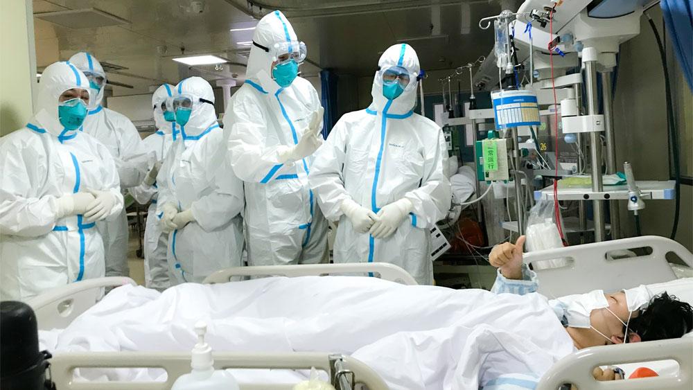 Dịch bệnh viêm phổi do virus corona:  Thủ đô Bắc Kinh (Trung Quốc) đã có nạn nhân đầu tiên thiệt mạng